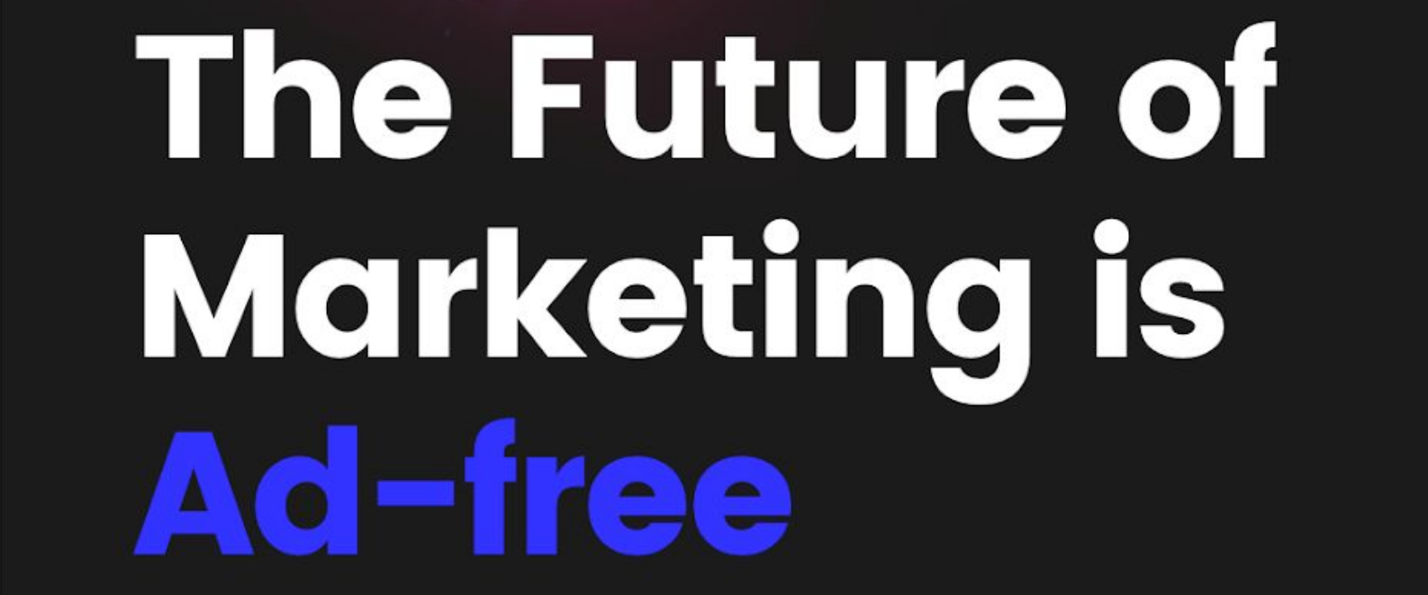 WOM Token: The Future of Marketing is Ad-free